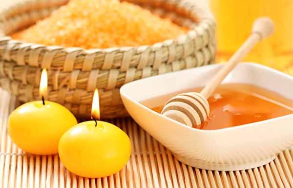 мед и свечи