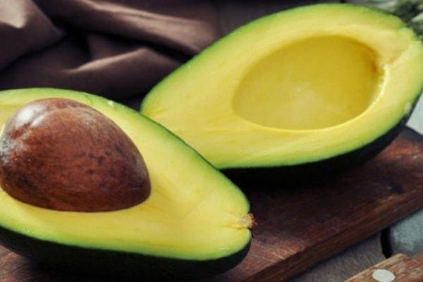 маска из авокадо
