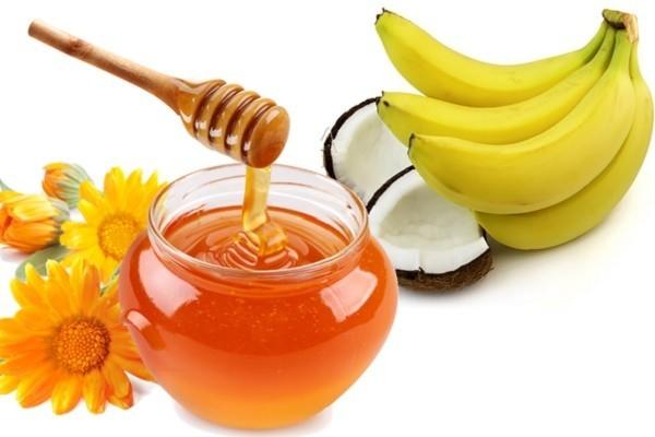 мед банан календула