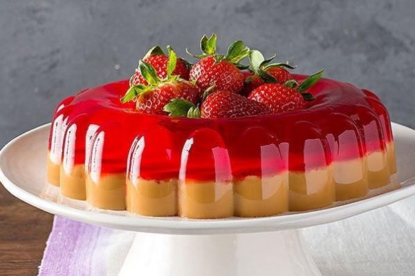десерт из желатина фото