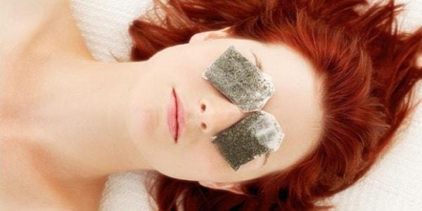 народная медицина от мешков под глазами