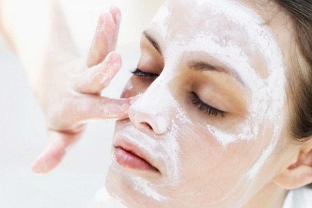 Маска из крахмала для лица от морщин вместо ботокса, крахмальная маска для лица – невероятный эффект. Маска для лица с крахмалом – польза