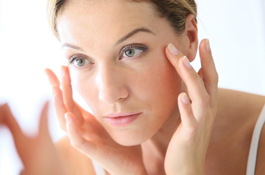 Прощупайте лицо чтобы определить тонус мышц