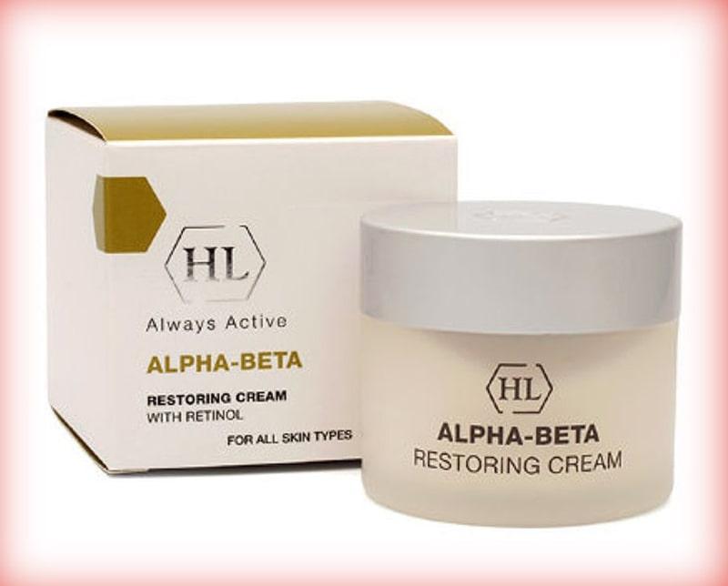 ХЛ альфа-бета ресторинг крем