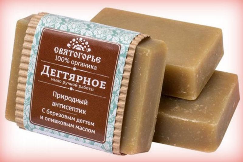 Дегтярное мыло Свитогорье
