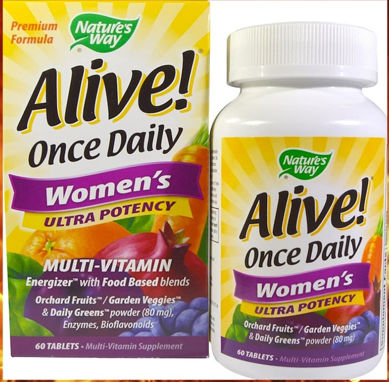 Nature s way Alive для женского организма