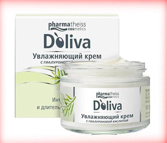 Doliva Pharmatheiss увлажняющий крем